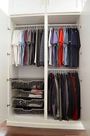 the happy homebos reveal diy custom built in wardrobe closet how to make a wardrobe closet