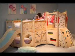 bunk beds with slide and swing. Delighful Slide Bunk Bed With Slide  And Swing Inside Beds And YouTube