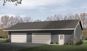 European Traditional  Garage Plan 1487 4Car European PlanFour Car Garage House Plans