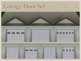 garage door set