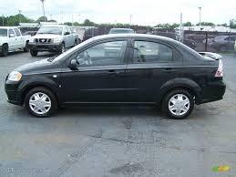 2007 Black Chevrolet Aveo LS Sedan #10053081 | GTCarLot.com - Car ...