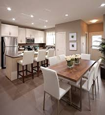 Kitchen And Dining Room Living Design Catpillowco Impressive Kitchen And Dining Room