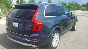 2018 volvo denim blue. simple volvo from the back i wonu0027t have polestar update until september per my  dealership on 2018 volvo denim blue m