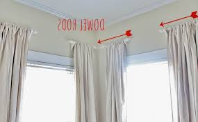 Curtain Rod Alternatives Collection Alternative Ways To Hang Curtains Photos Lighting For