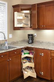 Pull Outs For Kitchen Cabinets Kitchen Brilliant Designs Ideas Of Pull Out Shelves For Kitchen