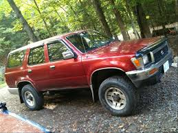 1991 Toyota 4runner – pictures, information and specs - Auto ...