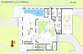 courtyard house plans shaped elegant with center porches building modern houses pool home moroccan design garden the middle internal homes designs planning