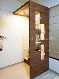 Pooja Room In Living Room Designs Gallery Of Sky Box House Garg Architects 9 Room Door