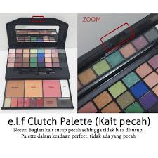 swatches fotd i e l f studio makeup clutch kait pecah maximize by makeup clutch palette