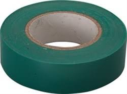 Зеленая <b>изолента Сибин ПВХ</b> 10м х <b>15мм</b> 1235-4 купить в ...