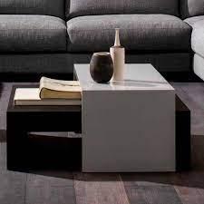 contemporary coffee table marta