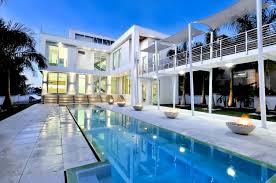 A Residential Retreat In South Florida's Coast Line KMP Furniture Blog Extraordinary Miami Home Design Exterior