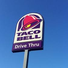 taco bell sign. Plain Bell Taco Bell To Begin Home Delivery On Sign
