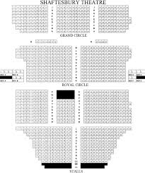 Rock Of Ages Theater Seating Chart Shaftesbury Theatre Motown The Musical At Shaftesbury