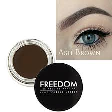 freedom makeup london professional brow pomade ash brown 2 5g at low s in india amazon in