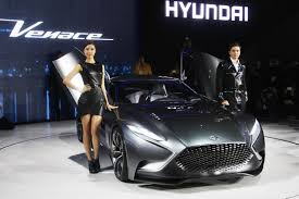 hyundai hnd 9 coupe concept to star at 2016 seoul motor show auto types