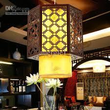 pendant lighting for restaurants. 2018 Chinese Style Lamps Bedroom Pendant Light Wooden Sheepskin Restaurant Lamp Lighting 6081 From Auergle1, $107.86 | Dhgate.Com For Restaurants A