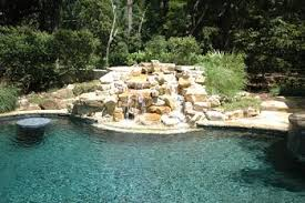 Image result for river rock pool finishes pictures