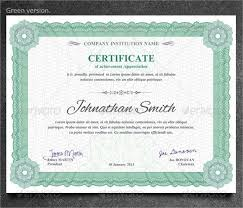 samples of certificates 9 graduation certificate templates samples examples format