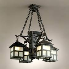 metal lantern chandelier arts crafts four iron lantern chandelier by brass light gallery best chandeliers for metal lantern chandelier