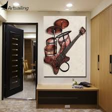 Musical Furniture Popular Painting Musical Instruments Buy Cheap Painting Musical
