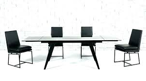 white circle table and chairs unusual round dining tables black black dining tables white black marble
