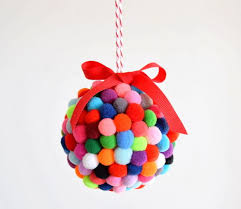 Styrofoam Ball Decorations Mesmerizing 32 DIY Styrofoam Ball Christmas Ornaments The Bright Ideas Blog