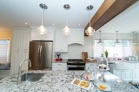 kitchen island lighting. This Kitchen Is Where Modern Meets Rustic After The Renovations Of Homeowners Christine And Thomas\u0027 Island Lighting