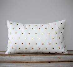 12x20 pillow cover. Exellent Cover Gold Studded Pillow Cover In Cream Linen 12x20 By JillianReneDecor 13000  Iu0027m Sure Thereu0027s A Cheaper Option In