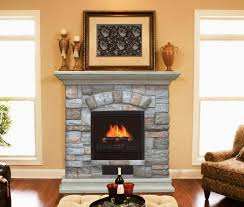 stone electric fireplaces stone fireplace electric