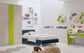 Immagini Di Camere Da Letto Moderne : Camera da letto matrimoniale a scomparsa verdi bianchi blu per