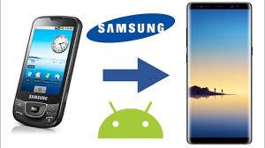 samsung galaxy smartphones. all samsung galaxy smartphones in 5 minutes