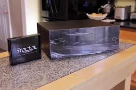 Design Node 605 Fractal Designs Node 605 Htpc Case Review The Channelpro