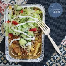 Friet Kapsalon Met Kebab