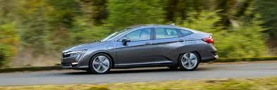 2018 Honda Clarity Plug In Hybrid Color Options