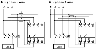 l1 l2 l3 3 phase wiring l1 image wiring diagram difference between wiring of 3 phase 3 wire and 3 phase 4 wire on l1 l2