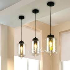 good make your own pendant light fixture with elegant looking hanging lamp glass jar pendant lights
