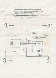 basic turn signal wiring diagram 3 Wire Turn Signal universal turn signal flasher wiring diagram wiring diagrams 3 wire turn signal socket