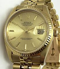 rolex datejust for used used rolex datejust solid gold k sapphire oyster perpetual used rolex datejust solid gold k sapphire