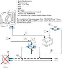 wolo air horn wiring diagram images installing wolo air horns wolo horn wiring diagram wolo circuit and schematic