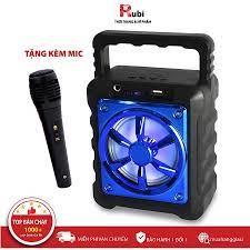 MIỄN PHÍ VẬN CHUYỂN] [TẶNG MIC] loa bluetooth karaoke mini giá rẻ, loa keo loa  kẹo kéo mini bluetooth, loa kẹo kéo min