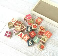 vintage abc blocks a set of vintage wooden blocks is also another great wooden toy for vintage abc blocks