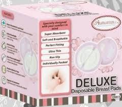 Image result for disposable breast pad pair autumnz