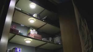 closet lighting led. Modren Closet Set Of 3 LED Motion Sensor Closet And Cabinet Lights On Lighting Led O