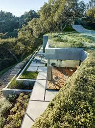 Home Designs: Concrete Home Exterior - Underground Home