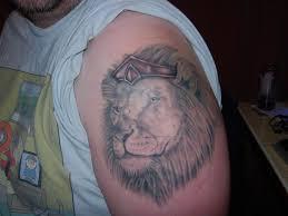 83 Tatuaggi E Modelli Felini Con Un Leone