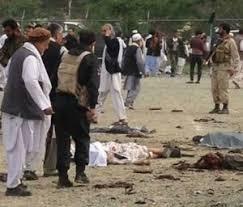نتیجه تصویری برای 18 کشته و 100 مجروح حاصل حملات خونین داعش به مراسم خاکسپاری در کابل