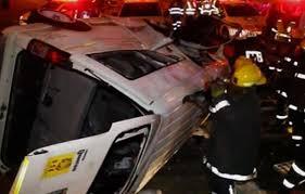 Pinetown crash adds to dark week on SA roads   eNCA
