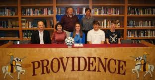 Providence Academy's Natalie Smith Inks With Covenant College