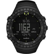 men s suunto core all black alarm chronograph watch ss014279010 mens suunto core all black alarm chronograph watch ss014279010